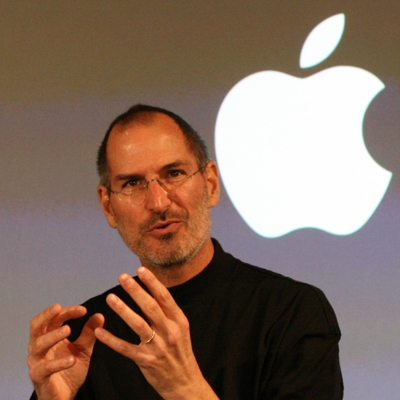 Steve Jobs em palestra sobre o Iphone 3G